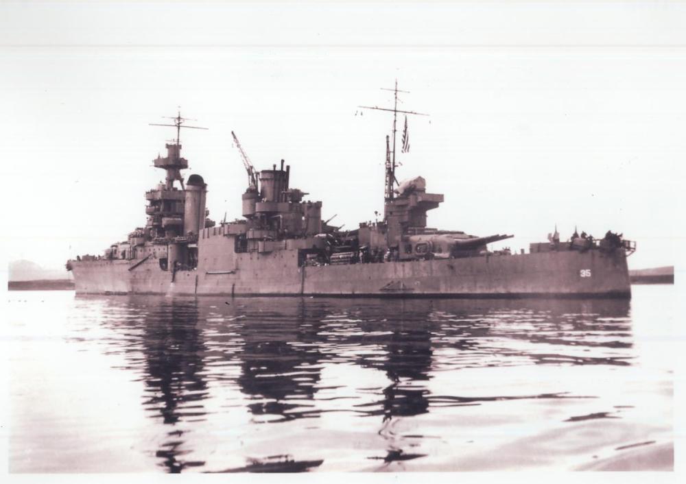 U.S. Naval Institute The USS Indianapolis